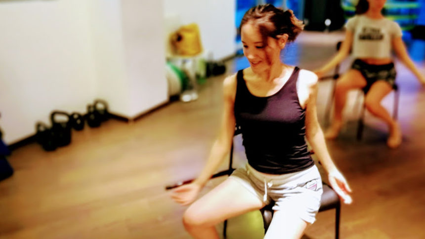 lab. coreografico donne